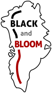 BLACK and BLOOM project logo